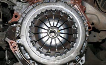 Нажимной диск сцепления автомобиля