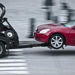 Буксировка автомобиля с коробкой робот как буксировать машину с роботом