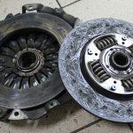 Корзина и диск сцепления