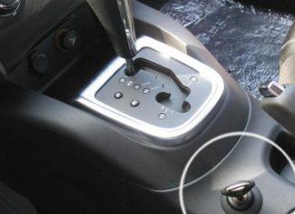 Механический блокиратор на коробку передач