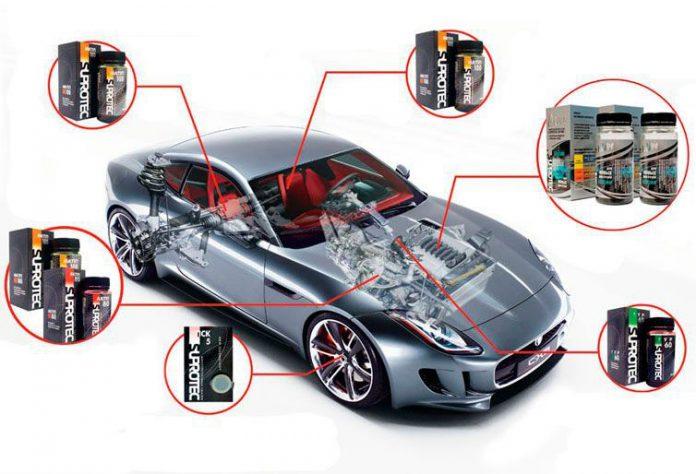 Присадки Супротек для коробки передач (Suprotec для КПП)