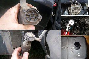 Неисправности адсорбера абсорбер в машине
