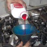 Частичная замена масла в АКПП