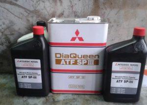 Какое масло лить в АКПП