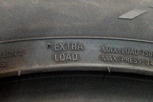 XL в маркировке шин что значит