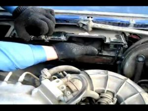 Замена радиатора печки ВАЗ 2110