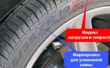 Индекс скорости и нагрузки шин маркировка обозначение подбор шин по индексу скорости и нагрузки