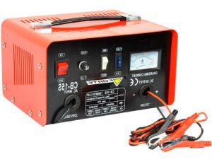 Виды зарядных устройств для аккумулятора автомобиля