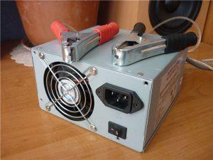 Зарядное для автомобильного аккумулятора своими руками схема