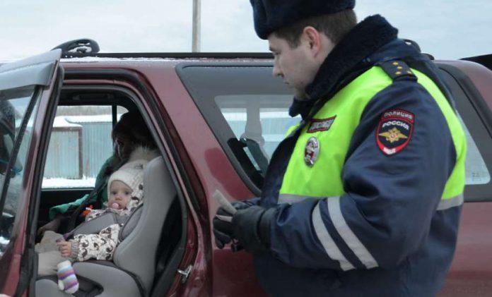 Правила перевозки детей в автомобиле штрафы требования