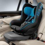 Установка детского автокресла в автомобиле