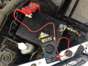 Проверка генератора мультиметром тестером
