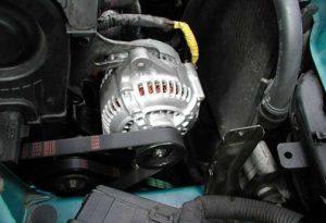 Проверка генератора в автомобиле