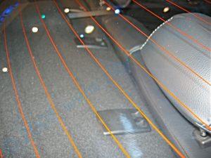 Обогрев заднего стекла ремонт установка