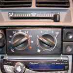 Печка ВАЗ 2110 неисправности и ремонт