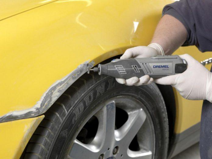 Удаление ржавчины с кузова авто способы