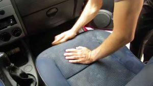 Химчистка салона машины своими руками