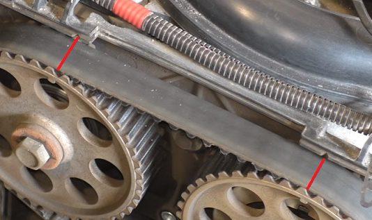 Замена ремня ГРМ Приора 16 клапанов