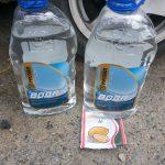 Промывка системы охлаждения лимонной кислотой