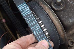 Как заменить ремень ГРМ ВАЗ 2109