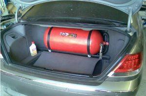 Газ метан на автомобиль