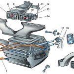 Печка ВАЗ 2107 устройство ремонт