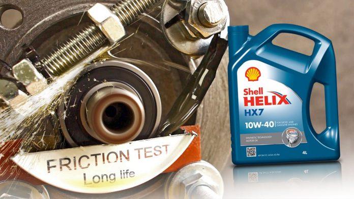 Масло Shell Helix HX 10W40 полусинтетика обзор свойства как отличить подделку
