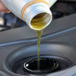 Минеральное масло для двигателя