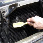 Как промыть радиатор системы охлаждения двигателя
