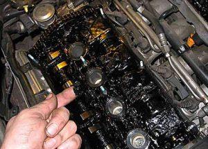 На что влияет вязкость масла в двигателе