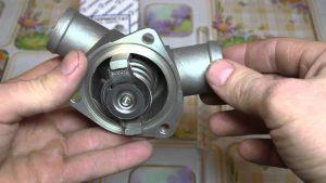 Как заменить термостат ВАЗ 2110