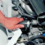Проверка термостата на машине без снятия