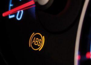 Горит значок АБС причины