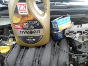 Масло для двигателя Лукойл Люкс 5w40 характеристики цена