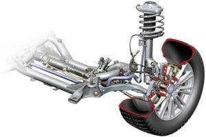 Амортизатор автомобиля устройство виды принцип работы отличия особенности выбор амортизаторов