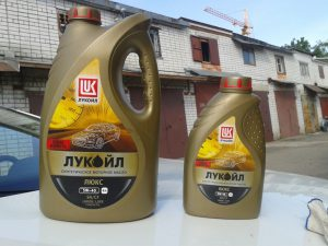 Масло моторное Лукойл Люкс 5w40 цена выбор