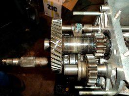 Коробка передач ВАЗ 2107 5 ступка схема неисправности ремонт