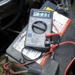 Проверка утечки тока мультиметром