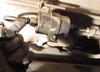 Фильтр очистки топлива виды топливных фильтров замена топливного фильтра