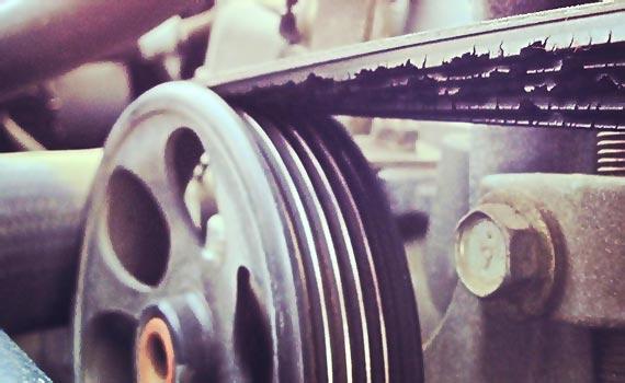 Свистит ремень генератора причины ремонт