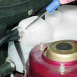 Расширительный бачок системы охлаждения двигателя автомобиля устройство назначение неисправности