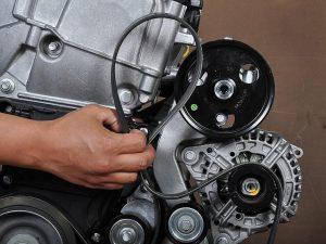 Как заменить ремень генератора своими руками