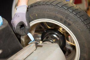 Балансировка колес автомобиля как выполняется