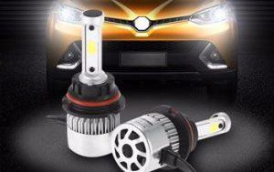 Светодиодные лампы Led лампы в фары автомобиля