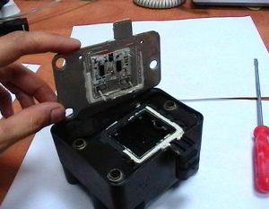 Катушка зажигания ВАЗ 2110 проверка