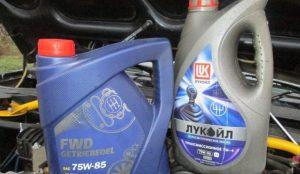 Какое масло заливать в КПП ВАЗ 2114