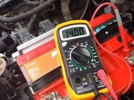 Сколько выдает генератор какая зарядка идет на аккумулятор от генератора