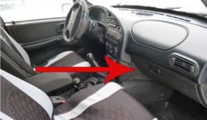 Радиатор печки Niva Chevrolet замена