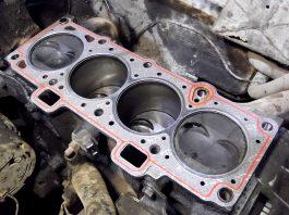 Замена прокладки головки блока цилиндров ВАЗ 2114 прокладка ГБЦ ВАЗ 2114 замена