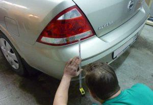 Как поставить парктроник на машину